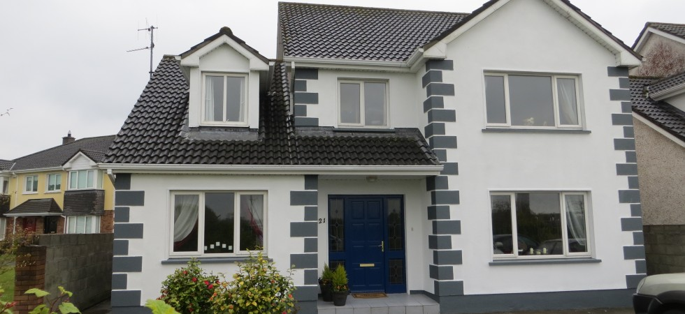 121 Riveroaks, Claregalway, Co. Galway.