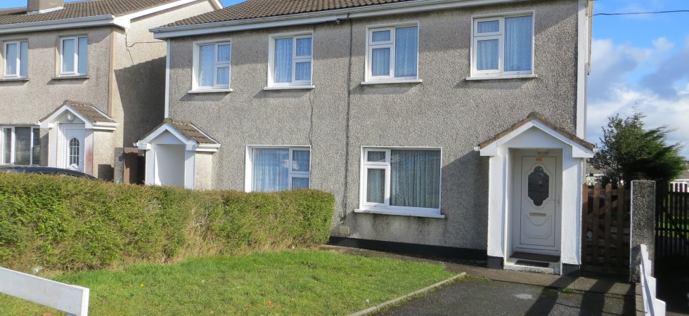 46 Laurel Park, Newcastle, Galway.