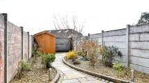 13 back garden
