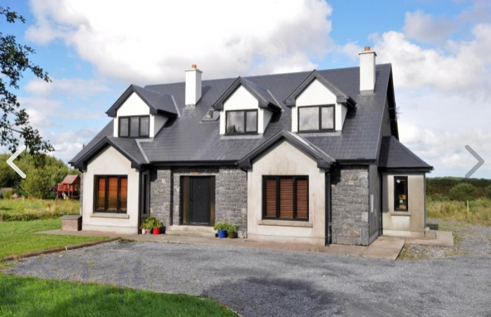 Home Farm, Keane  - exterior